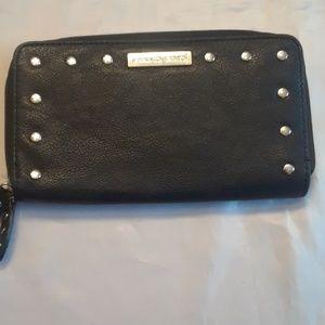 Franco Sarto Black Wallet